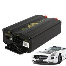 2014 Ebay Mejor Venta GPS Dispositivo de Seguimiento de Vehículos En Tiempo Real A Través de GPRS GSM En El Teléfono Móvil Pista de Coches