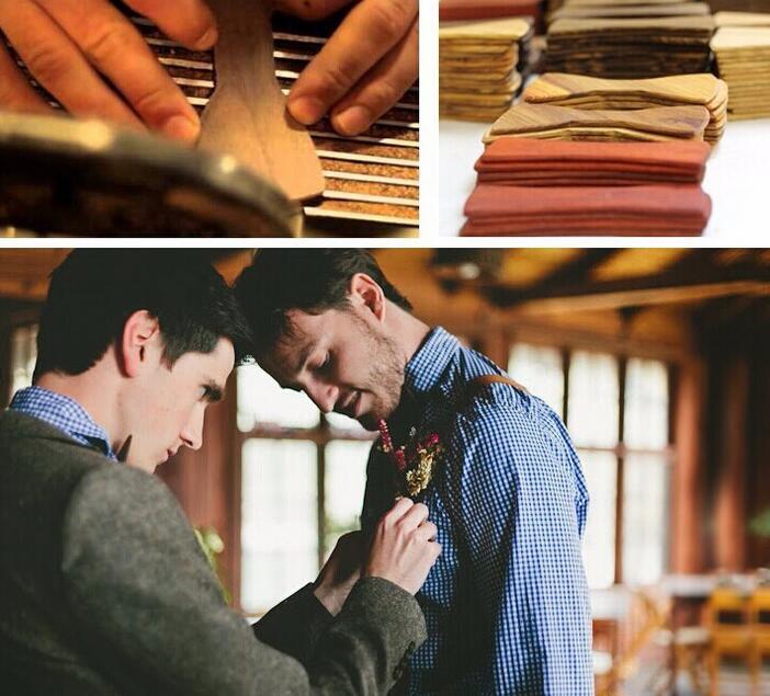 Деревянный галстук-бабочка Gravata Хэллоуин связей сюда мужчин corbatas поддельные воротник рубашки бабочка галстук лучшее качество для ручной работы