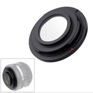 Image 5 - حلقة محول عدسات Foleto M42 M42 AI زجاج لعدسة M42 إلى مثبت نيكون بزجاج بتركيز لا نهائي كاميرا DSLR d3100 d3300 d7100