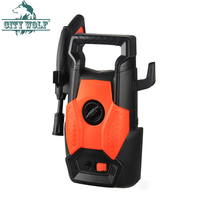 220V household high pressure car washer 8MPA with standard car washer accessories