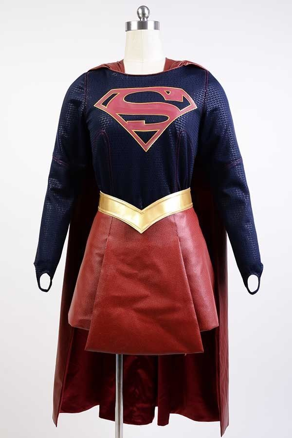 Supply Cbs Supergirl Cosplay Costume Kara Zor-el Danvers Costume Cape Halloween Carnival Cosplay Costumes Costumes & Accessories Back To Search Resultsnovelty & Special Use