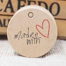 0f17071baaf0 Online Get Cheap Decorative Handmade Gifts Label -Aliexpress.com ...