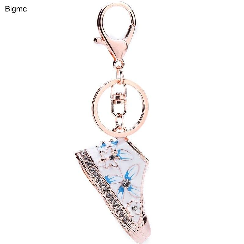 Mini Women Shoes Boots Pendant Accessories Car Bag Pendant Key Chain K1004