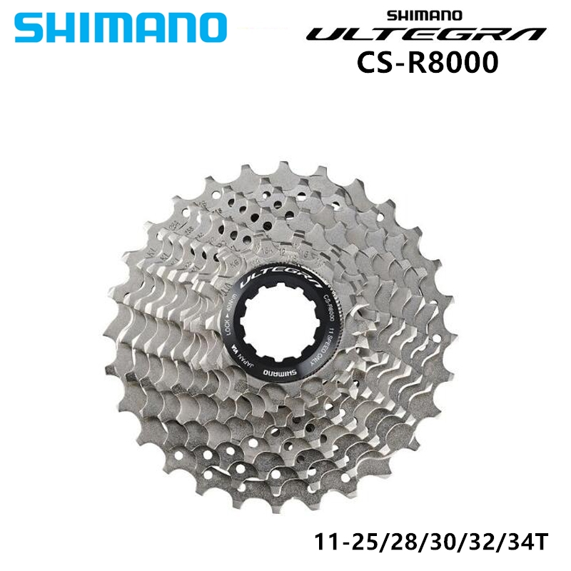SHIMANO CS R8000 ultegra 11s cassette cycling road bicycle groupsets carbon bike freewheel 11 25 12