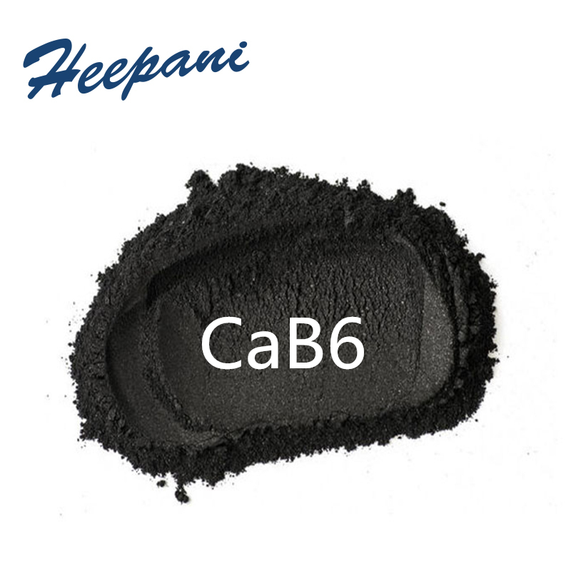 Free Shipping Calcium Hexaboride CaB6 Powder With 99.9% Purity Ultrafine Calcium Boride Powder