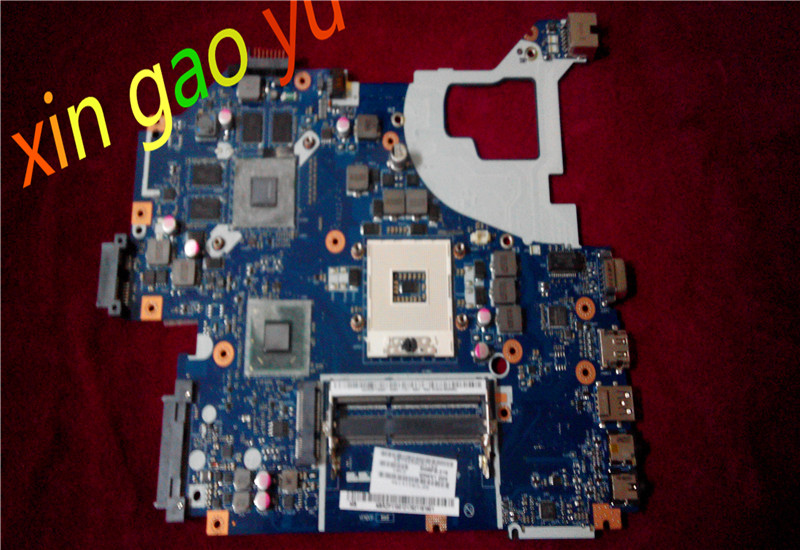 For ACER  For Aspire V3-571G laptop motherboard NBRZP11001 Q5WVH LA-7912P GT640M 2GB mainboard 100% test OK,