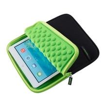 Suave A Prueba de Golpes de 9.7 pulgadas Manga de La Tableta para el Nuevo ipad 9.7 2017 Tablet Caso de la cubierta para el ipad 2/3/4 1/2 iPad Aire Pro 9.7 Capa Para bolsa