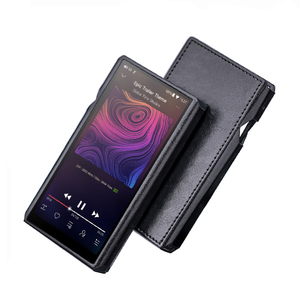 Image 4 - For FiiO SK M11 Protective Leather Case for Music Player M11 Leather Case Black