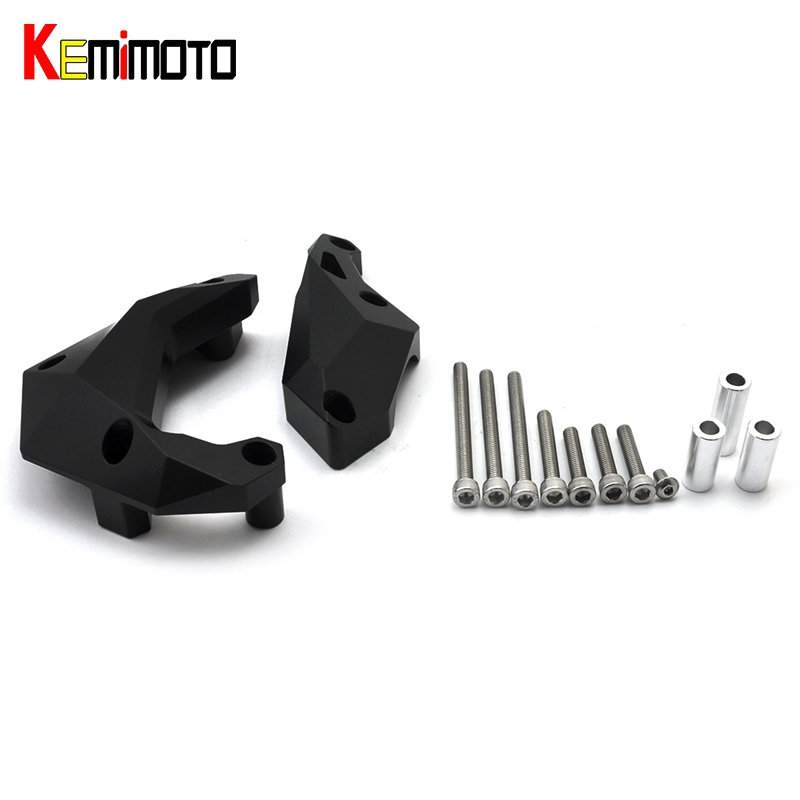 KEMiMOTO YZF R1 MT10 Right Engine Stator Case Slider Protector Engine Cover Guard For YAMAHA R1
