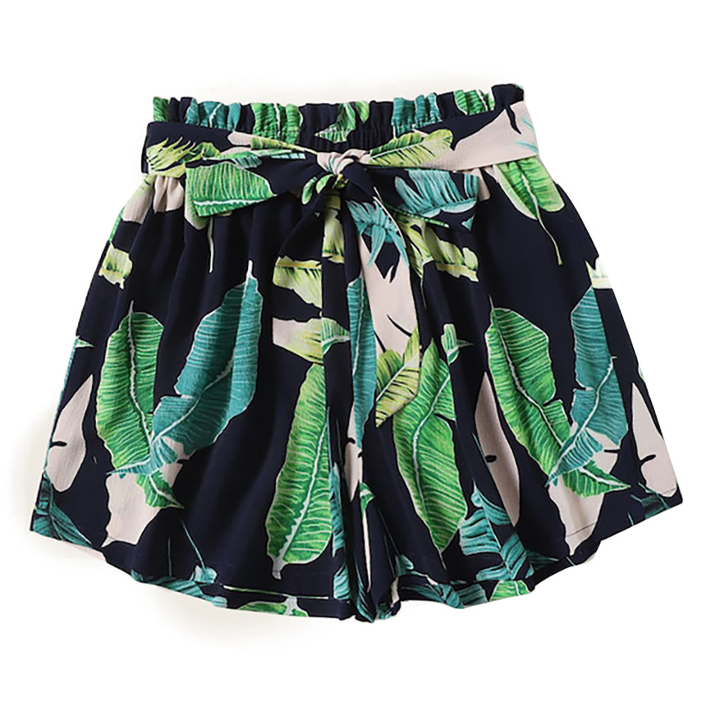 FREE OSTRICH Fashion Women Sexy   Shorts   Green Bandage High Waist   Short   Casual   Shorts   Women   Shorts   2019 New Arrivals