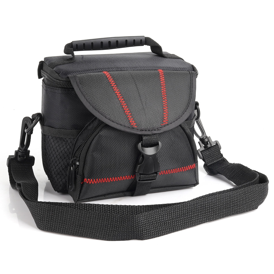Digital Camera Bag Case for <font><b>Panasonic</b></font> <font><b>Lumix</b></font> TZ50 ZS70 LX7 LX10 <font><b>LX100</b></font> ZS50 ZS40 GF9 GF8 DC-TZ90 TZ100 TZ90 TZ80 TZ70 TZ60 TZ57 image