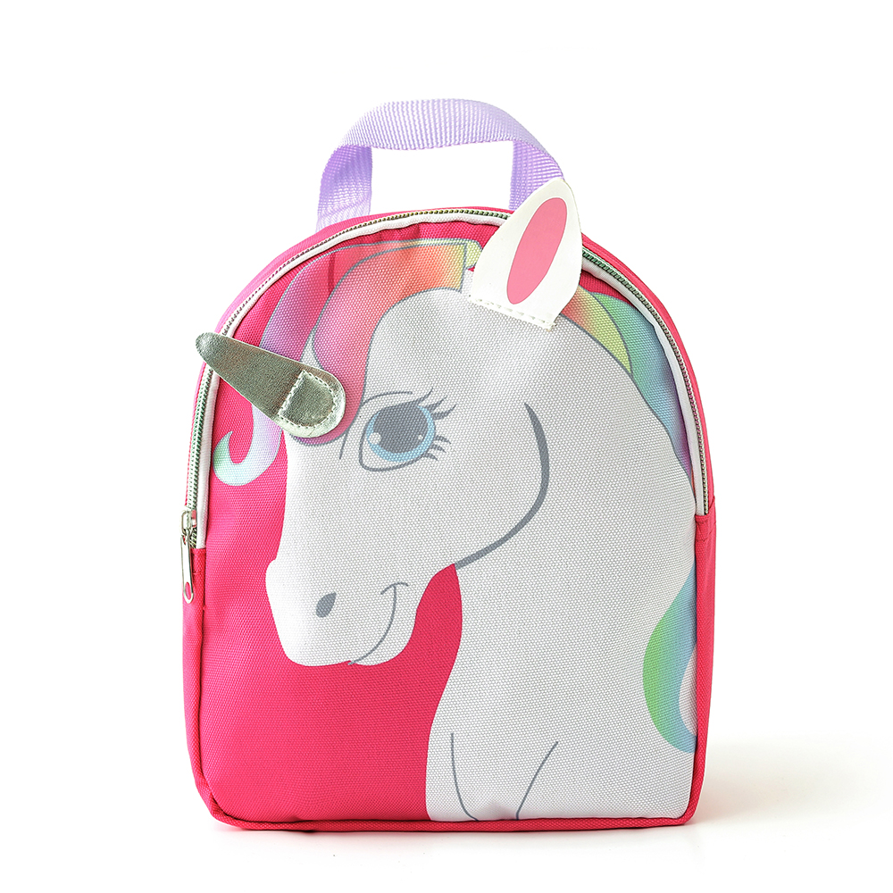 Under Nineteen 2019 Cute Unicorn Toddler Backpack Kids Toddler Bag Cartoon Mini Travel Bag For Baby Girl Boy 1-6 Years Gifts