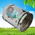 Нержавеющая сталь Электрический воздушный клапан обратный клапан уплотнительный клапан электрический переключатель управления воздушны...