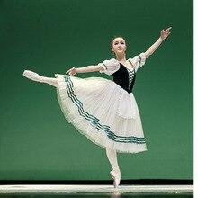 Free Shipping Custom Made Ballet Dresses,Adult or Children Giselle Ballet Dance Dress Tutus Ballet Skirts