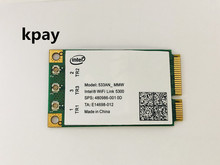 INTEL 5300 AGN 802.11n Mini PCI E Wireless Scheda N 300 Mbps 2.4G/5G WIFI 533AN # kpay #