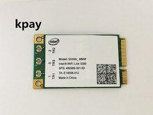 INTEL 5300 AGN 802.11n Mini PCI e N inalámbrico tarjeta 300 Mbps 2,4G/5G WIFI 533AN # kpay de #
