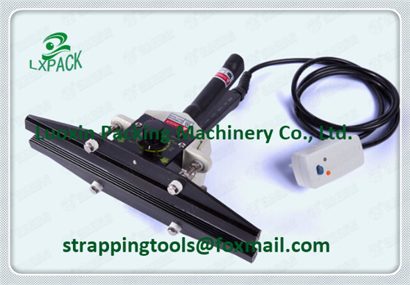 LX-PACK Lowest Factory Price Highest Quality Hand-Held Heat Sealer 8'' - 16'' Heavy Duty Hand-Held Constant Heat Crimp Sealer