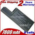 9 клетки Литий-ионные аккумулятор для ноутбука Dell Latitude D820 D531 D531N D830 Precision M4300 M65 310-9122 312-0393 312-0401