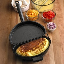 Nonstick Omelet Egg Pan Poacher Cookware Stove-top Family Kitchen Tool Use Egg Frying Pancake Kitchen Pan цена и фото