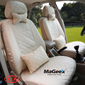 Univeraal Car Seat Cover for KIA K2K3K5 Kia Cerato Sportage Optima Maxima carnival rio ceed  car accessories sticker