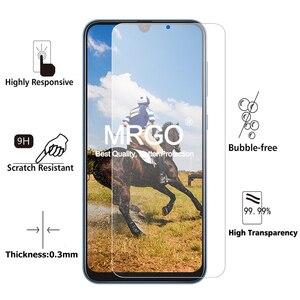 Image 2 - 2 pièces En Verre Trempé pour Samsung Galaxy A50 A10 A70 Protecteur Décran En Verre pour Samsung A50 A30 A20E A70 A60 A80 A20 A10 Verre