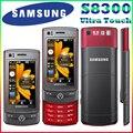 S8300 Оригинальный Разблокирована Samsung S8300 GPS 8MP 2.8 Дюймовый ''3 Г GPS Мобильного Телефона Бесплатная Доставка