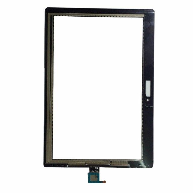 Для Lenovo Tab2/Tab 2 А10-30 Сенсорный Экран Стеклянная Панель Датчик Дигитайзер Дисплей Объектив Сенсорный Экран Запасные Части Ремонт Часть