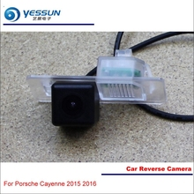 цена на Car Reverse Camera For Porsche Cayenne 2015 2016  - Rear View Back Up Parking Reversing Camera -