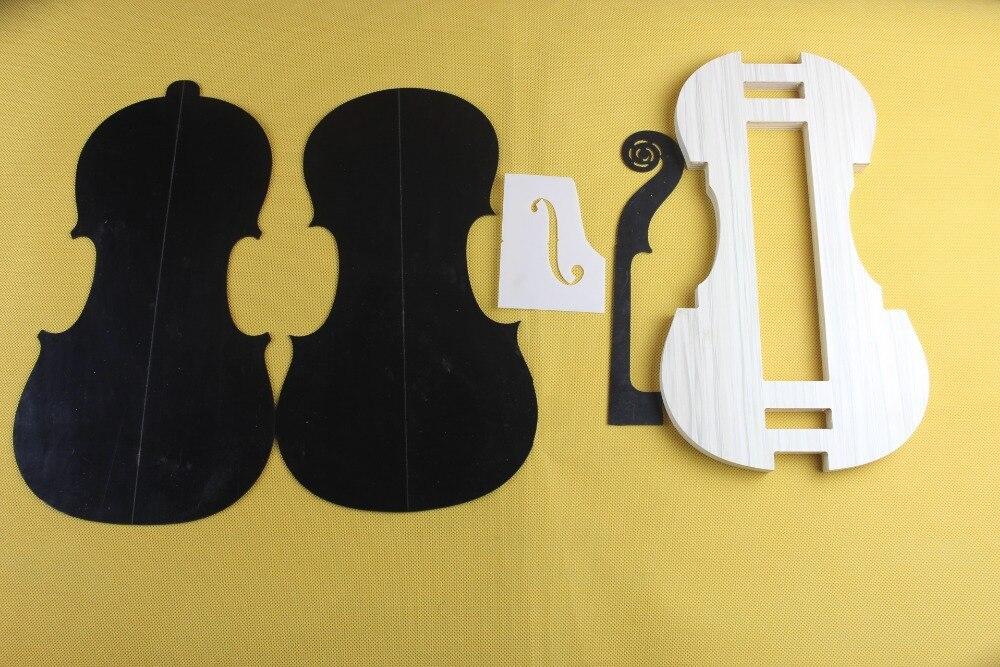 1 set 4/4 violino collo/F foro tempietto e Muffa/Muffa tempietto violino strumenti di creazione di gioielli1 set 4/4 violino collo/F foro tempietto e Muffa/Muffa tempietto violino strumenti di creazione di gioielli