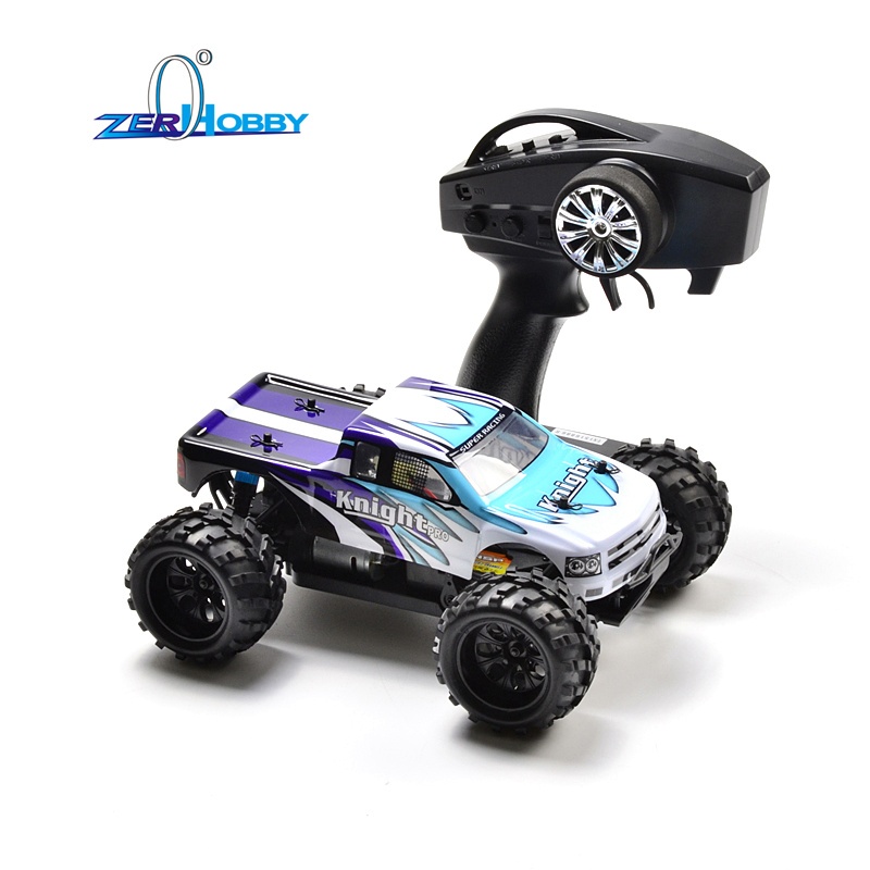 hsp 94806 - hsp rc car 1/18 scale 4wd off road rtr brushed monster truck 94806