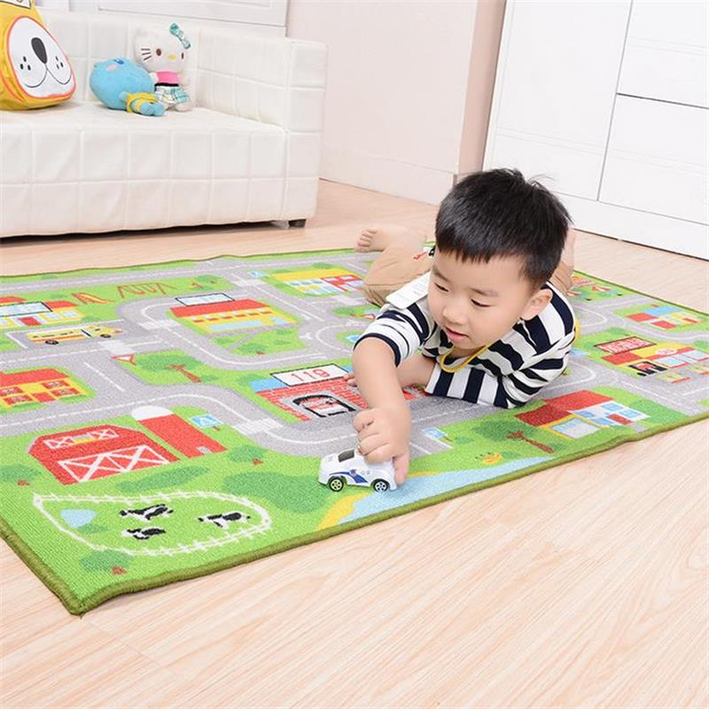 100X150CM Nylon Cartoon Rugs And Carpets For Home Living Room Traffic Children Bedroom A ...