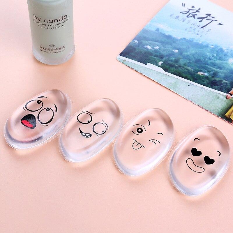 SiliSponge Blender Silikon Svamp Makeup Puff Smink Eponge - Smink - Foto 2