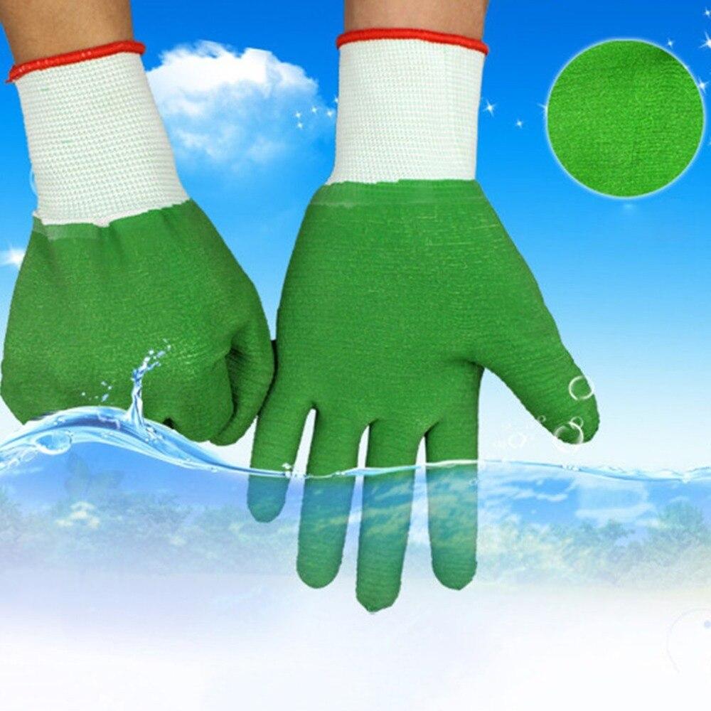 Latex Rubber Working Gloves Full Finger Acid Resistant Labor Work  Gloves Non-Slip Wear Resistant Gloves for Industrial WorkLatex Rubber Working Gloves Full Finger Acid Resistant Labor Work  Gloves Non-Slip Wear Resistant Gloves for Industrial Work