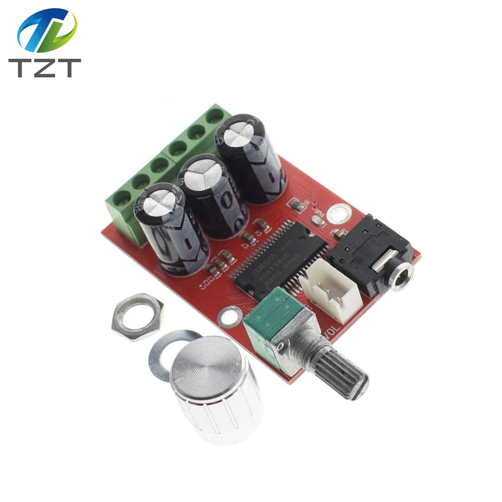 1pc New Arrival Lm386 Audio Power Amplifier Board Dc 3v12v 5v Mini Schematic Using Laser Diode And Low Voltage Yda138 E 2x12w Digital Two Channel Stereo Miniatu Class
