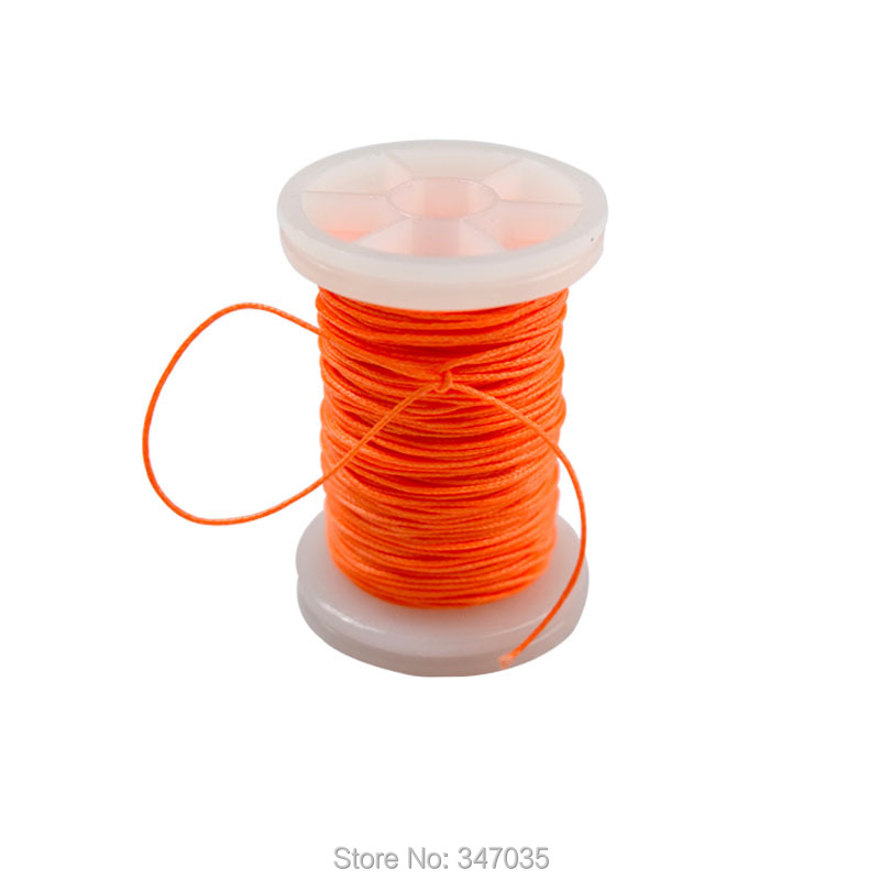 1 Roll Bow String Serving 0 018 Thickness 30 Meter Thread for Archery Bows Strings