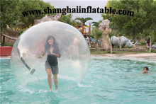 Inflatable water walking balloon zorb water walking ball inflatable sports walking ball on water
