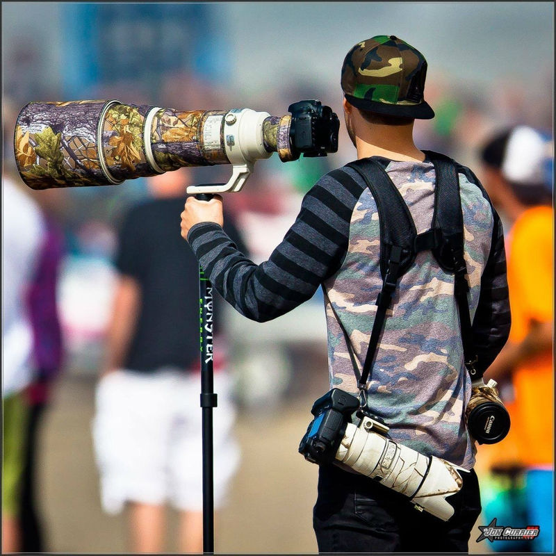 Camera Double Shoulder strap (6)