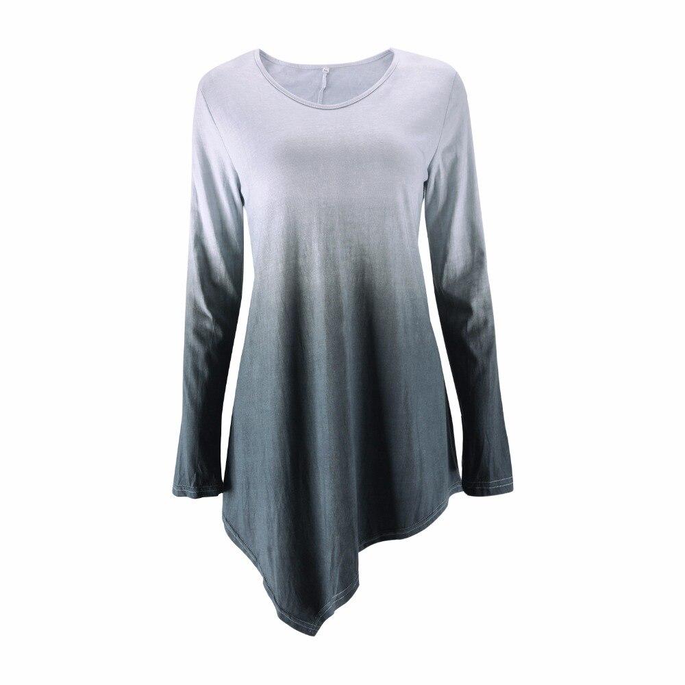 Lisli Women Fashion Lightweight Handkerchief Hem Tunic