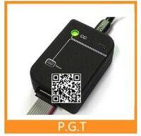 2pcs Lot Free Shipping ST LINK V2 Processor Based STM8S STM32 Programmer 5V USB 2 0