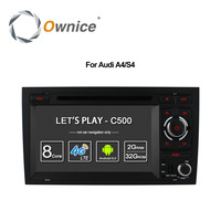 Ownice C500 4G SIM LTE ANDROID 6 0 7 1024 600 CAR DVD PLAYER For Audi