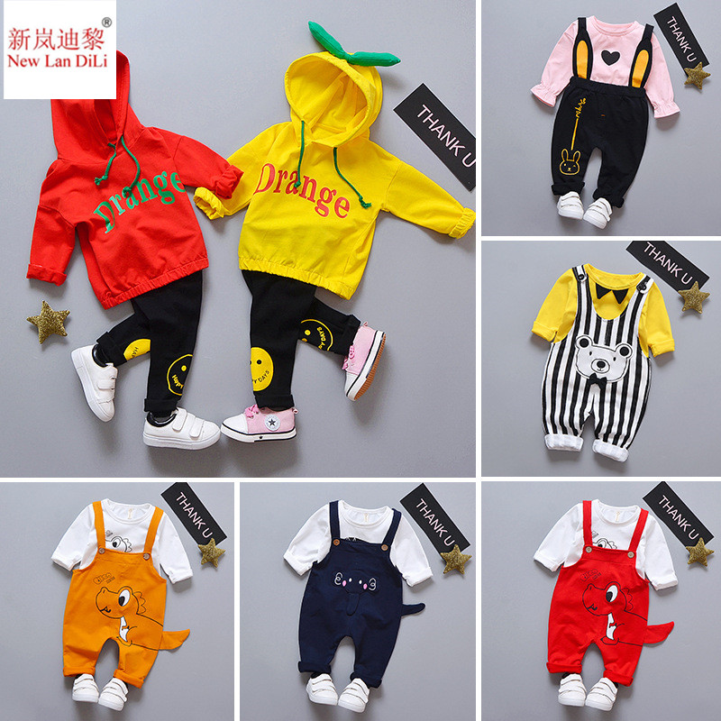 Summer Sport Suit Kids Clothing Sets Baby Boys Cotton T-shirts+Shorts 2Pc/Suit Children Clothes For Boy Vest Shorts