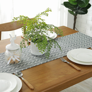 Image 3 - Modern Table Runner chemin de table Table Runners for Wedding Party Palm Leaf camino de mesa tafelloper Monstera Leaf Placemat