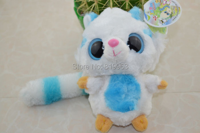 "Free shipping Baby Toy The best Gift Yoohoo Friends Stuffed Plush toy Muhon-8"",Home big eyes cute plush doll,animal toy"