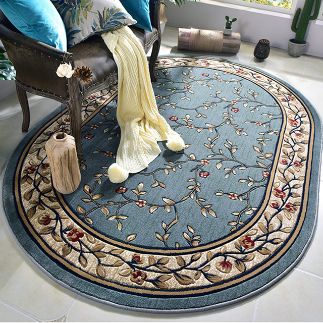 Importiert Türkei Amerikanischen Stil Oval Teppiche Für Wohnzimmer ...
