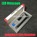 Basic Medical Otoscopio Diagnositc ENT Kit Ear Care Penlight Pocket Portable LED Otoscope with Three Extra Speculum