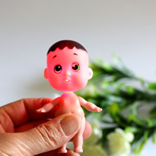 Hot Funny Surprise Doll LED Toy Disassembly Surprise Guessing DIY Girl Boy Puzzle Toys Baby Kids Children Educational Toys Gift hot funny infant baby child simulation doll kids educational developmental early teaching toys education toy doll good gift new