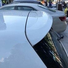 Para volkswagen golf spoiler 2010-2013 modelo de golfe 6 6 luz Material ABS de Alta Qualidade Traseira Do Carro Asa Cartilha cor saqueador