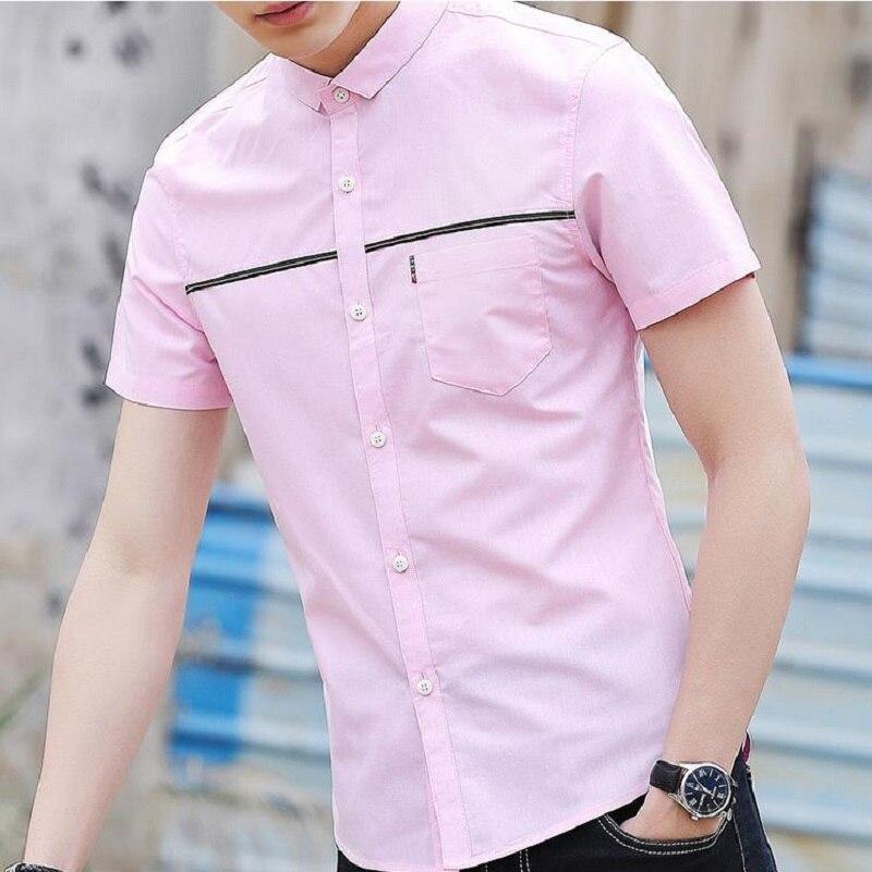2018 Новый ECTIC короткие футболки с рукавами, Мужская Летняя мода Мужская рубашка. T562846