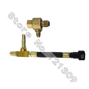 Image 3 - New Arrival TU 114 Fuel Pressure Tester Pressure Gauge Auto Diagnostics Tools Set