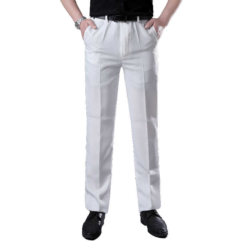 SHENRUN  wedding suits for men  black dress for dinner mens suits with pants  England Style Costume off-white singer suit men